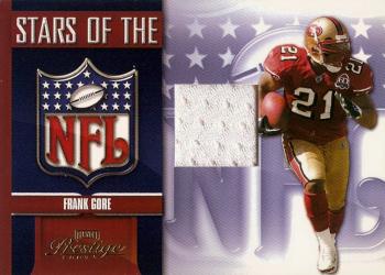 Miami Hurricanes Football   FRANK GORE   Trading Card ...